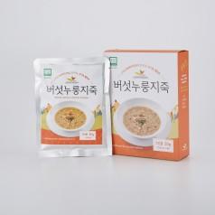 유기농 버섯누룽지죽 30g * 3팩