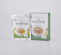 유기농 버섯현미죽 30g * 3팩
